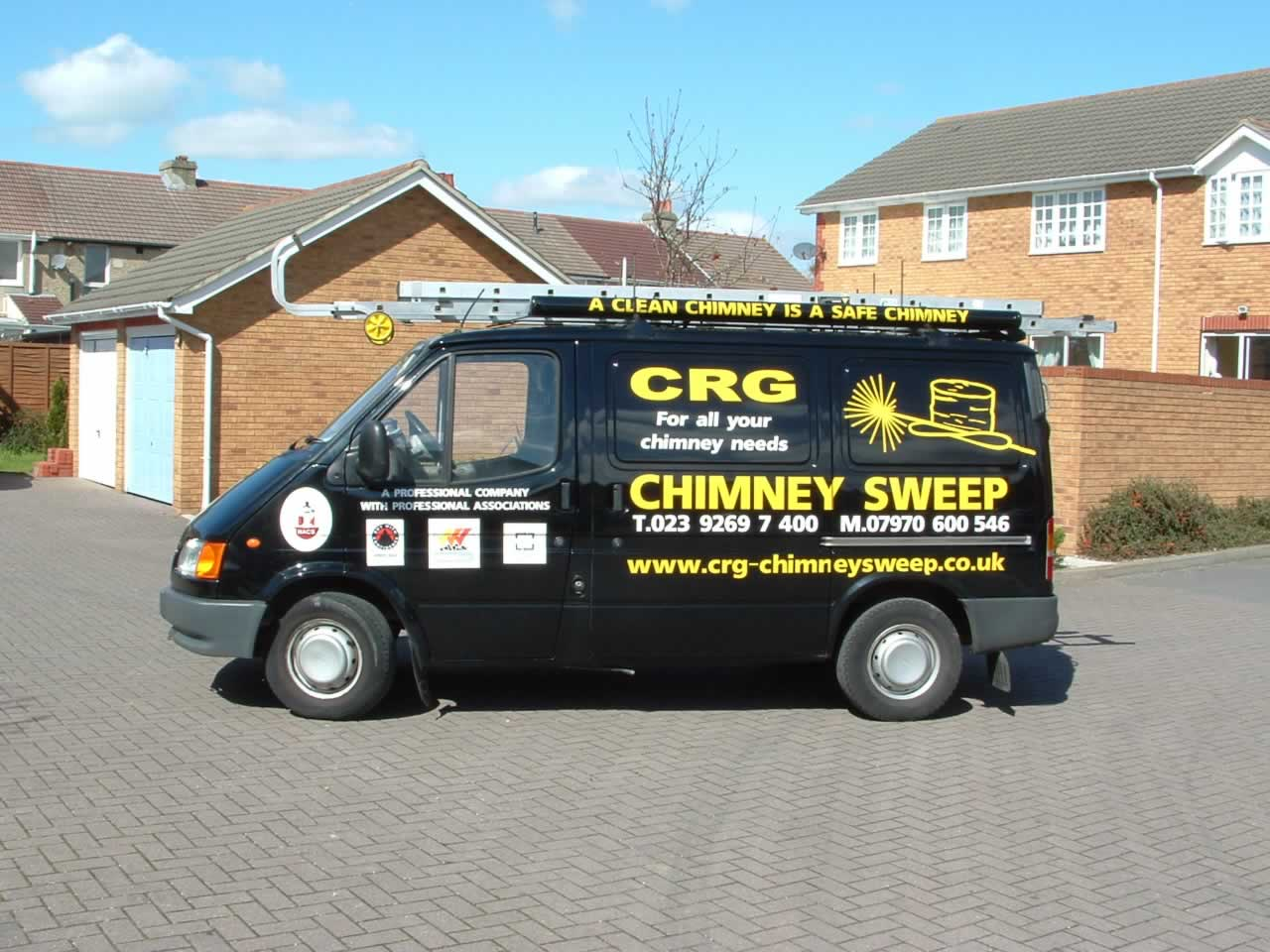 CRG's New Van Side