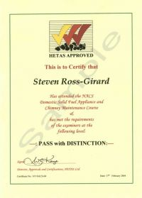 HETAS Accreditation
