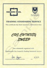Square Deal Certification
