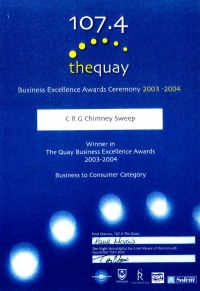 107 TheQuay Business Excellence Awards 2004